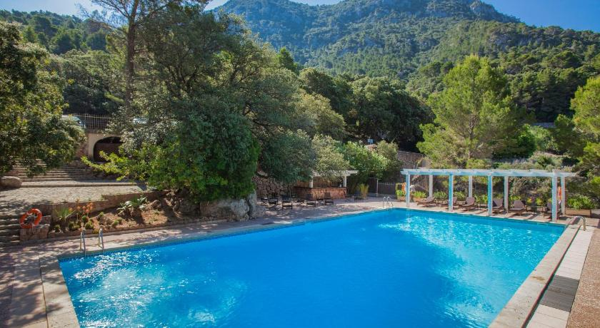 Swimming pool Hotel Continental Valldemossa