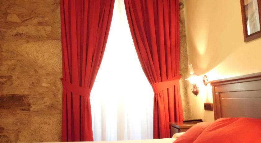 Hotel Pazos Alba Do Pombal, 22 Santiago di Compostela