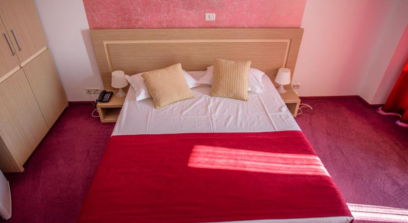Double Room - Bed Hotel Vis