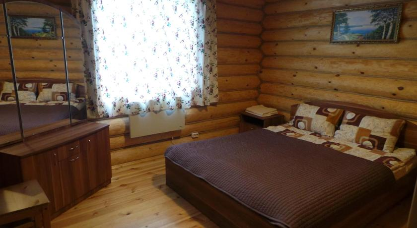 Cottage (10 Adults) with Russian steam room  Hunter Village
