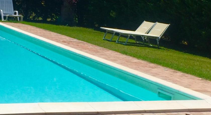 Swimming pool Le Ghiande