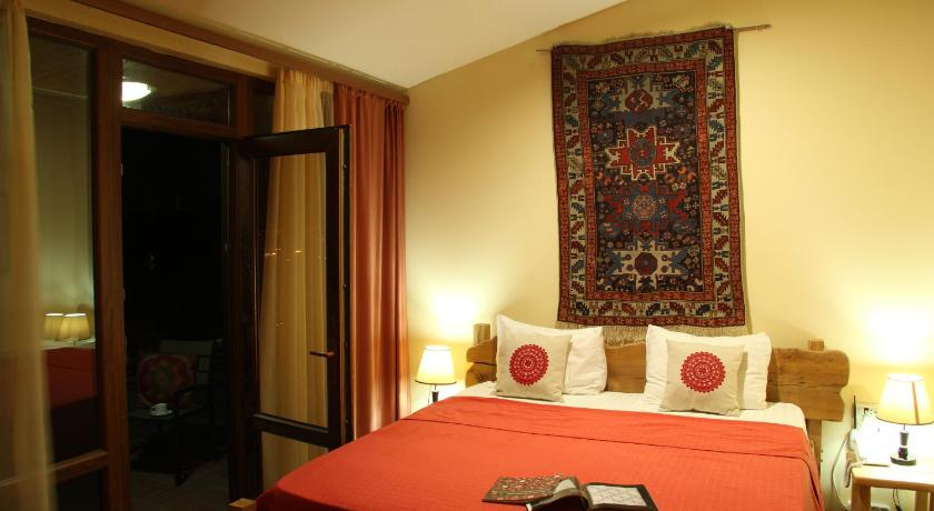 Budget Double Room - View Silk Road Hotel