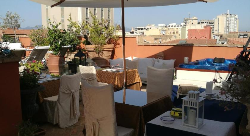 La Terrazza sul Borgo | Book online | Bed & Breakfast Europe