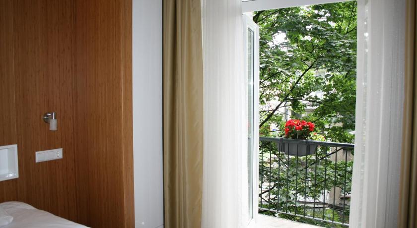Hotel Larende De Clercqstraat 115 Amsterdam