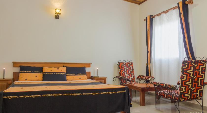 مزدوجة كبيرة SwissGha Hotels Christian Retreat & Hospitality Centre