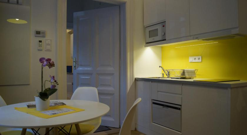 Apartman Budapest City Center