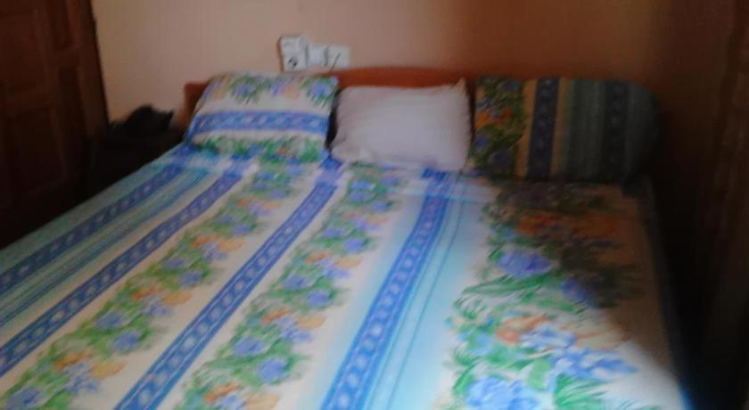 Standard Double Room with Air Conditioning - Bed Samartine Hotel