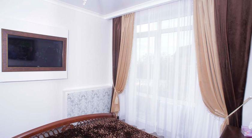 One Bedroom Apartment Portovaya Luxe Apartments