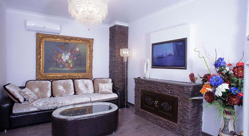 More About Portovaya Luxe Apartments