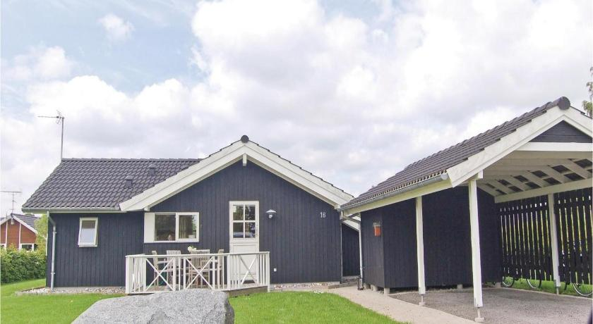 Exterior view Holiday home Strandlodden Faxe Ladeplads XII