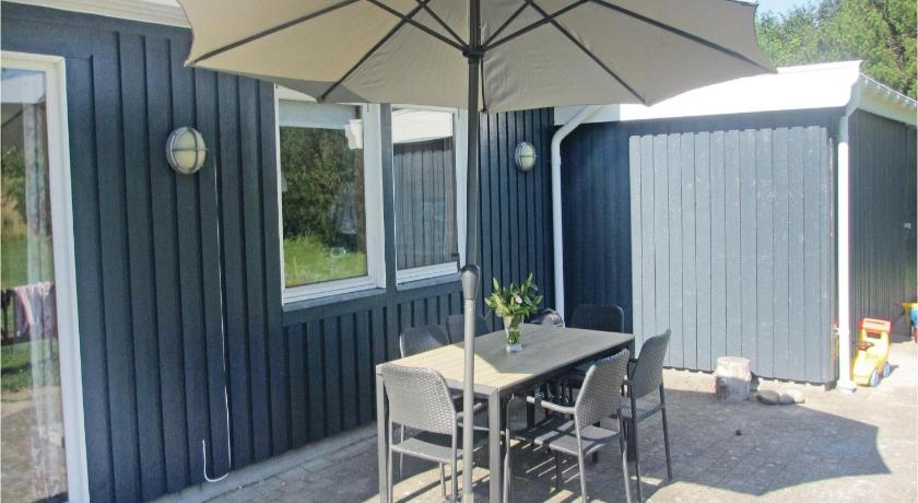 Udvendig Holiday home Graested 84 with Hot tub
