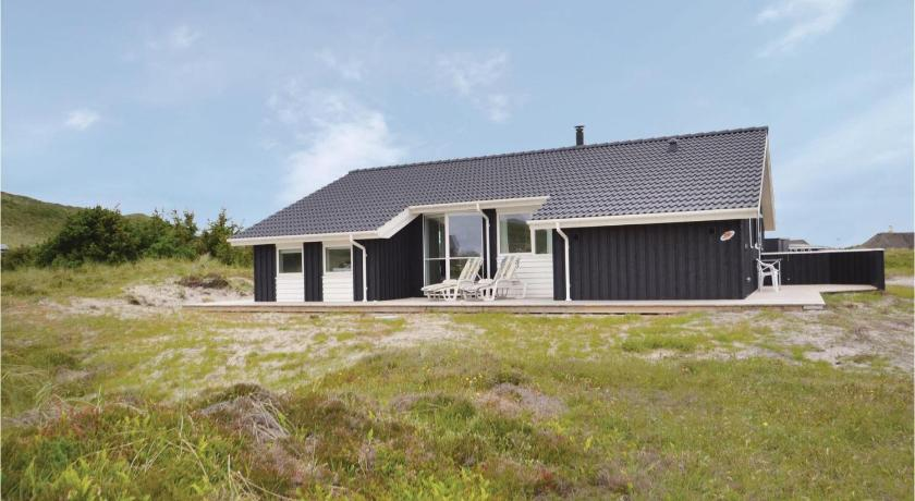 Holiday Home Hvide Sande with a Fireplace 3
