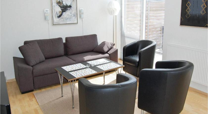 Three-Bedroom Apartment - Separate living room Apartment Nordre Havnevej