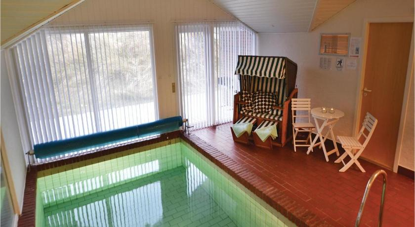 Swimming pool Holiday home Tingodden Hvide Sande