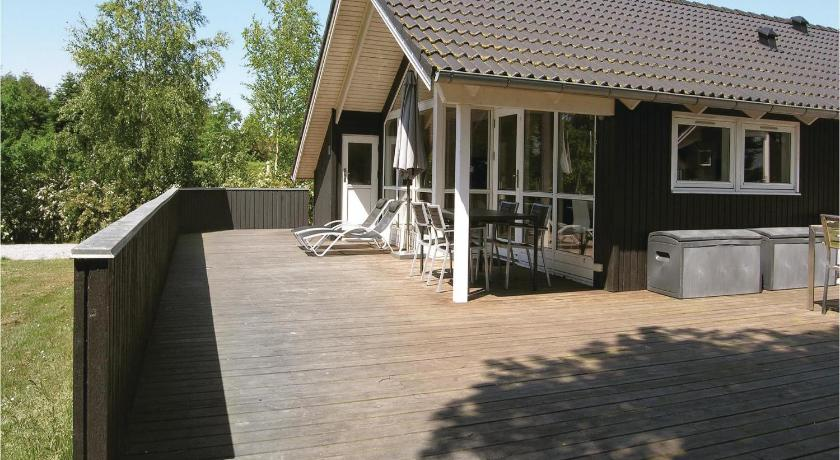 Exterior view Holiday home Svalevænget Humble X