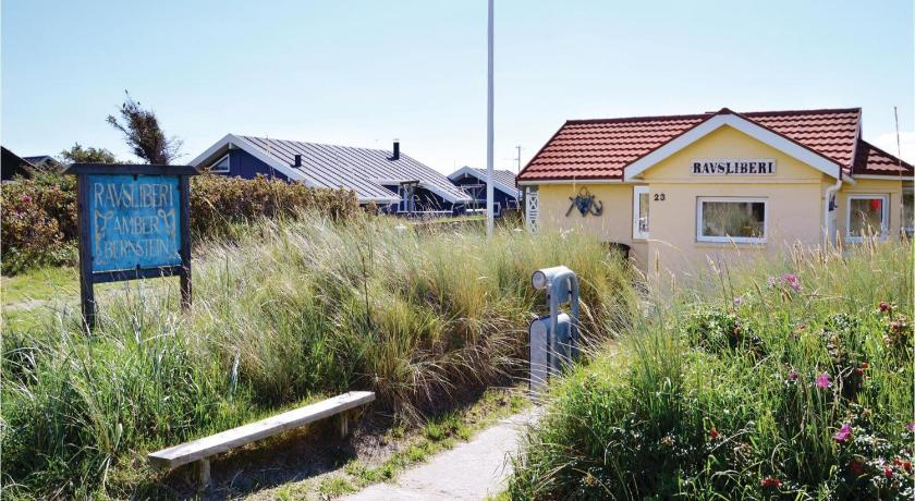 حديقة Holiday home Ringkøbing 47