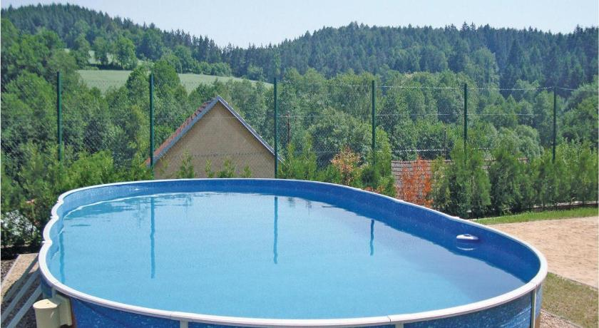 Swimming pool Holiday home Dvorce I