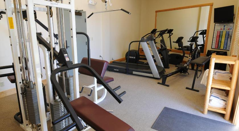 Fitnesscenter Schweitzer Mountain Resort White Pine Lodge