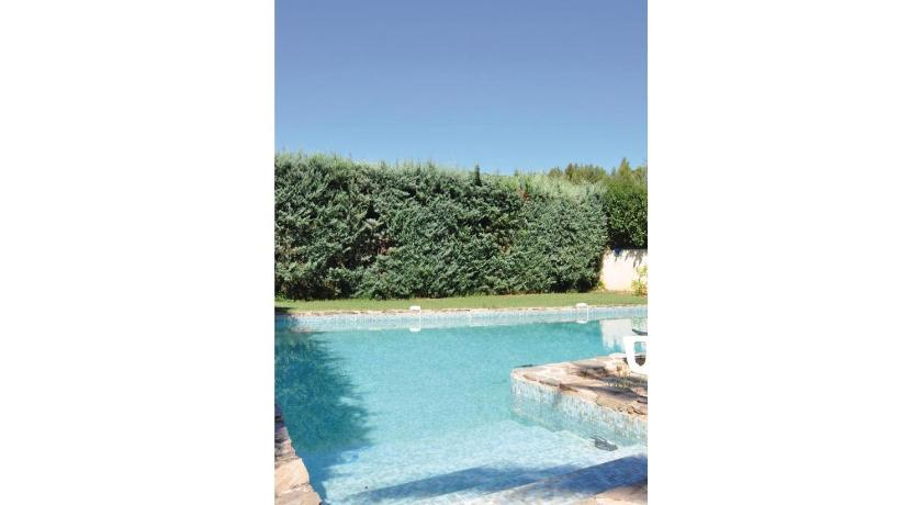Swimming pool Seven-Bedroom Holiday home La Londe Les Maures with a room Hot Tub 06