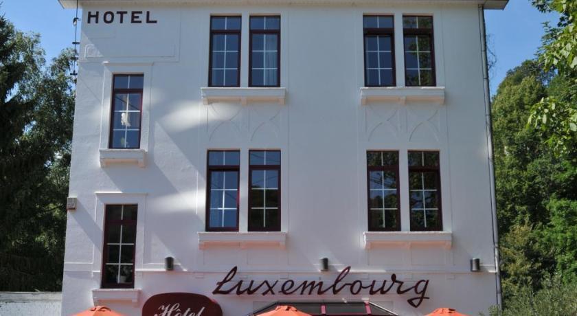 Hotel Le Luxembourg Rue du Hadja 1A La Roche-en-Ardenne