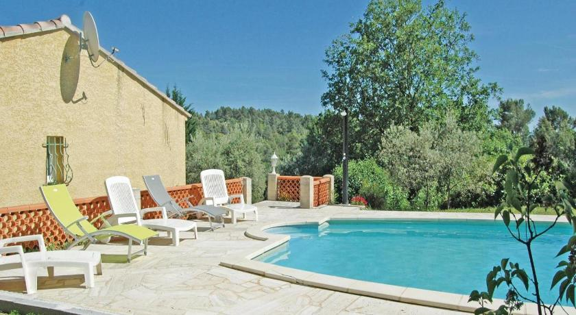 Piscina Holiday Home Lou Val - 02