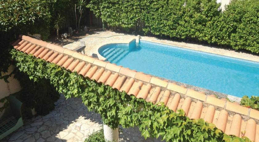 Swimmingpool Holiday Home Perols Rue Du Trident D'Or