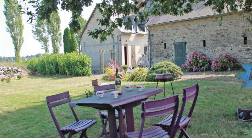 Udvendig Holiday Home Le Grand Villeneuve