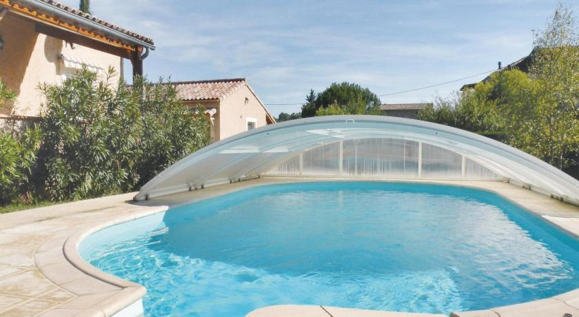 Piscina Holiday home Chemin des Rousses