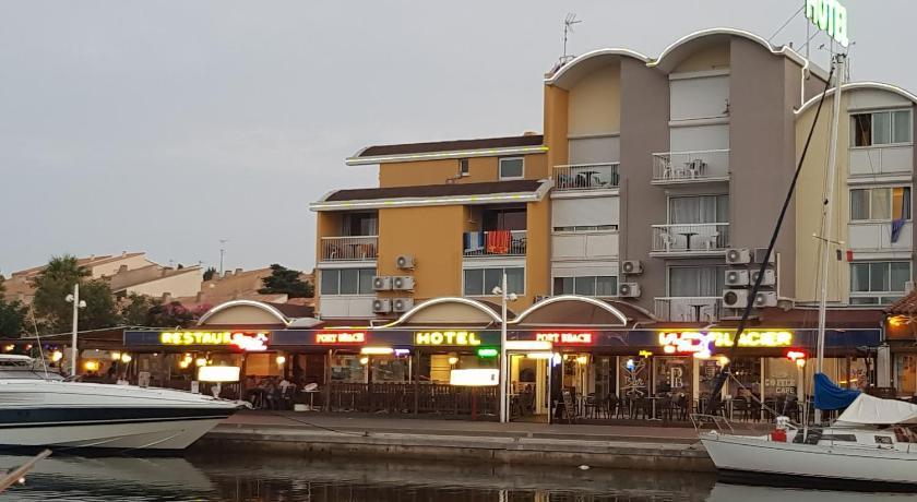 Hôtel Port Beach Formerly Hotel Port Beach Quai Du Ponant Bld De - Hotel port beach gruissan