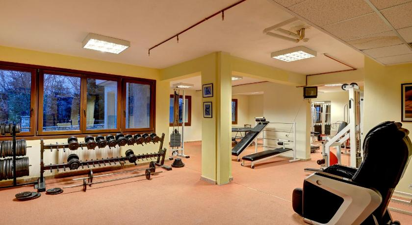 Fitness center Naiades Hotel Resort & Conference