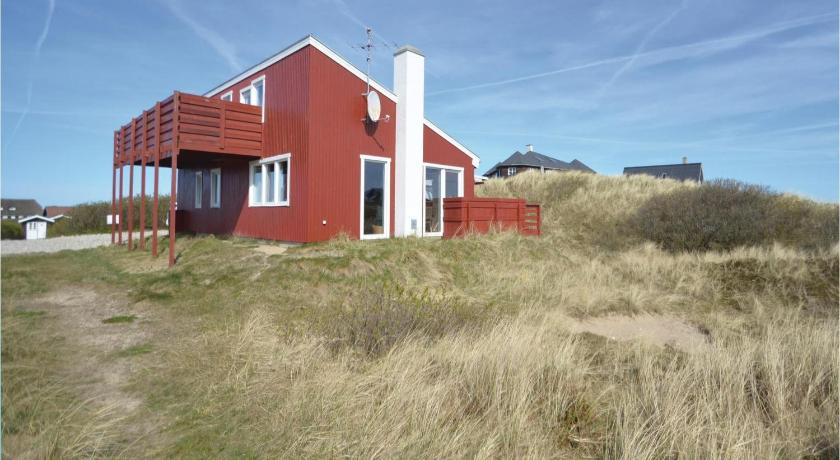 Exterior view Holiday home Ternevej Vestervig Denm