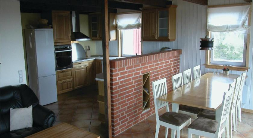 Four-Bedroom House Holiday home Ternevej Vestervig Denm