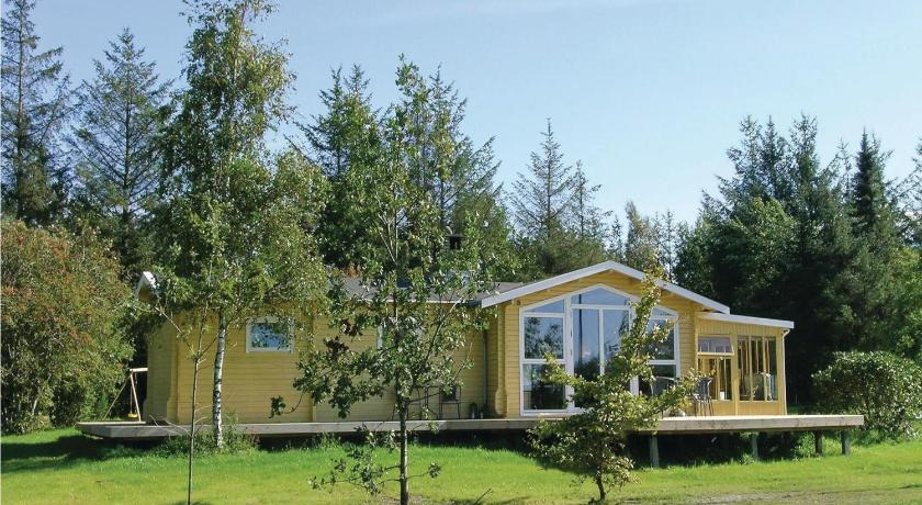 Exterior view Holiday home Skovly Roslev VI