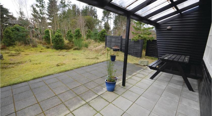 Bekijk alle 17 foto's Three-Bedroom Holiday home Fjerritslev with a Fireplace 07