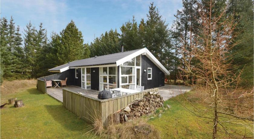 Four-Bedroom Holiday Home in Fjerritslev