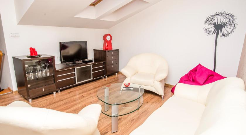 Appartement mit Terrasse - Separates Wohnzimmer Apartment Downtown