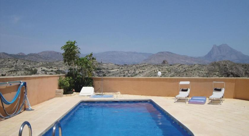 Piscina Holiday home Villajoyosa 89 with Outdoor Swimmingpool