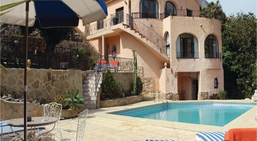 Holiday Home Calpe with a Patio 07