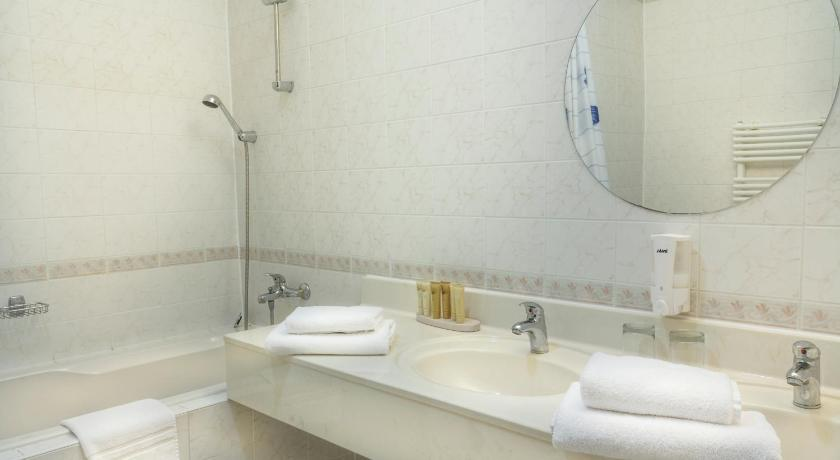 Economy Double - Bathroom Hotel Ostende