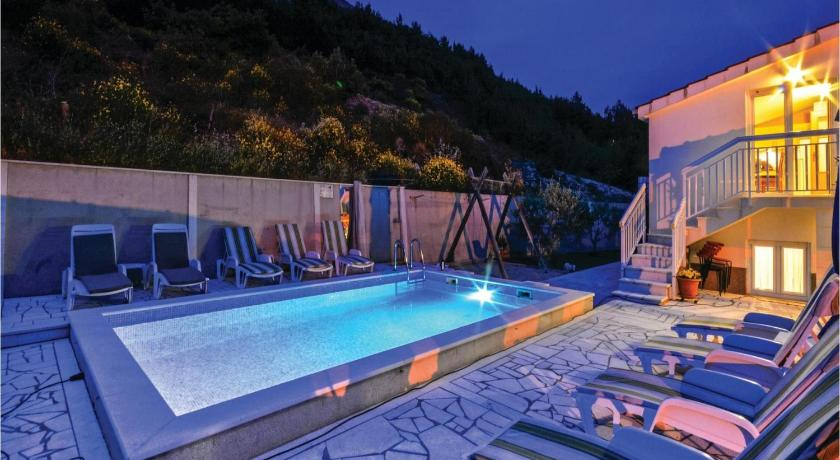 Swimmingpool Holiday home Pod Vajle VI