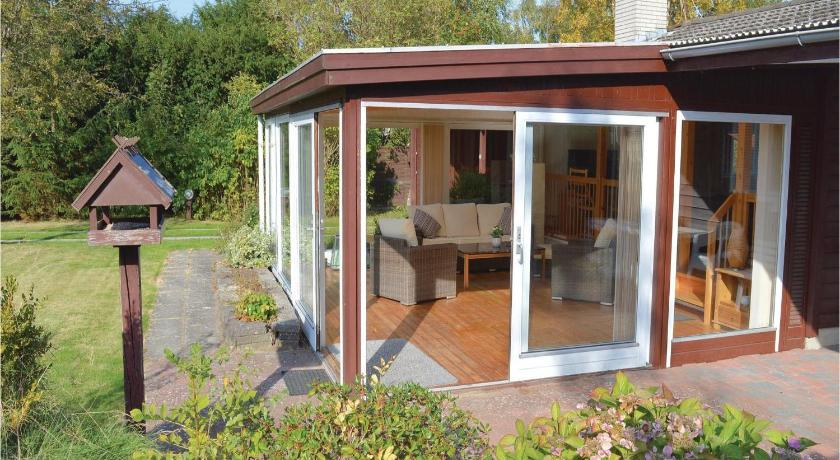 Udvendig Holiday home Dronningmolle with Patio 291