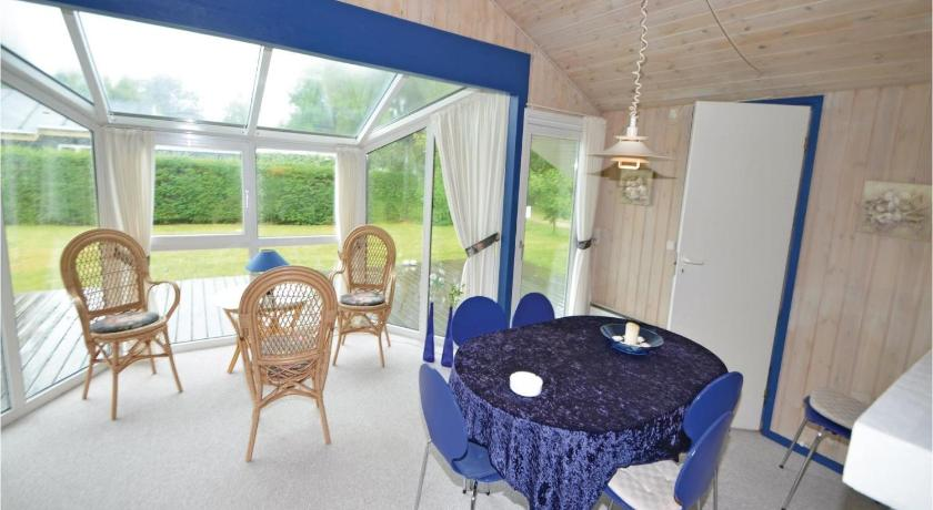 Three-Bedroom House Holiday home Rønne Alle Knebel VI