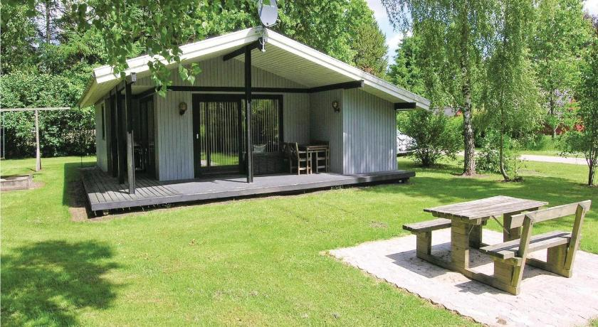 Exterior view Holiday home Bygtoften Glesborg VI