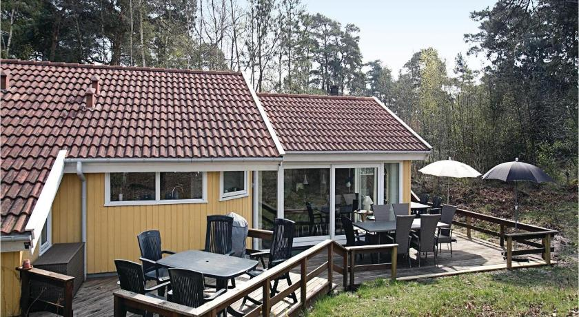 Exterior view Holiday home Tørveskæret Nexø IX