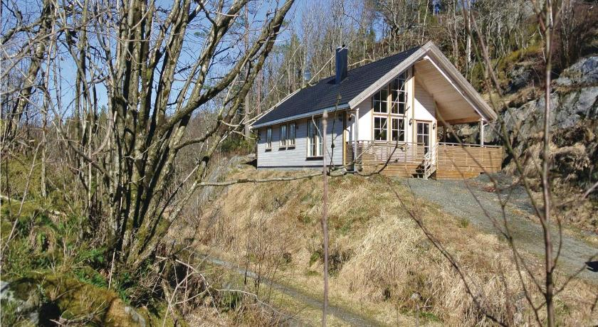 Veure totes les 24 fotos Three-Bedroom Holiday home Farsund with Lake View 06