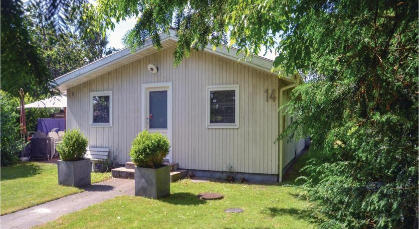 Exterior view Three-Bedroom Holiday Home in Esbjerg V