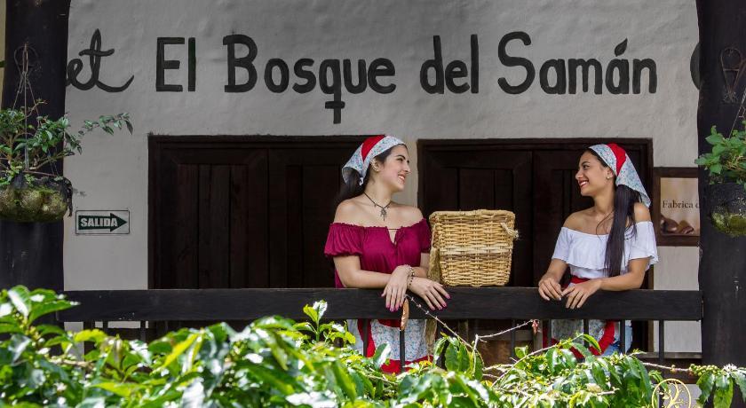 Hotel Bosques Del Saman Alcala Quimbaya Colombia Photos Opinions Booking
