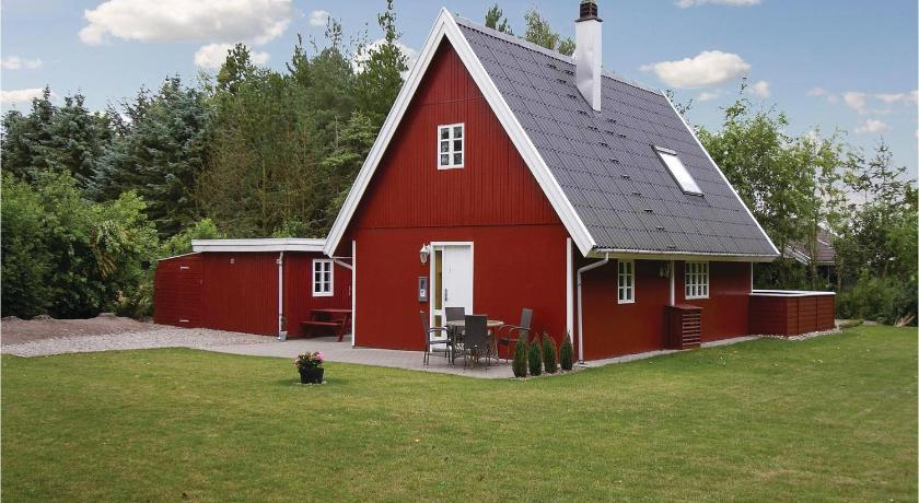 Exterior view Holiday home Granlunden Oksbøl I