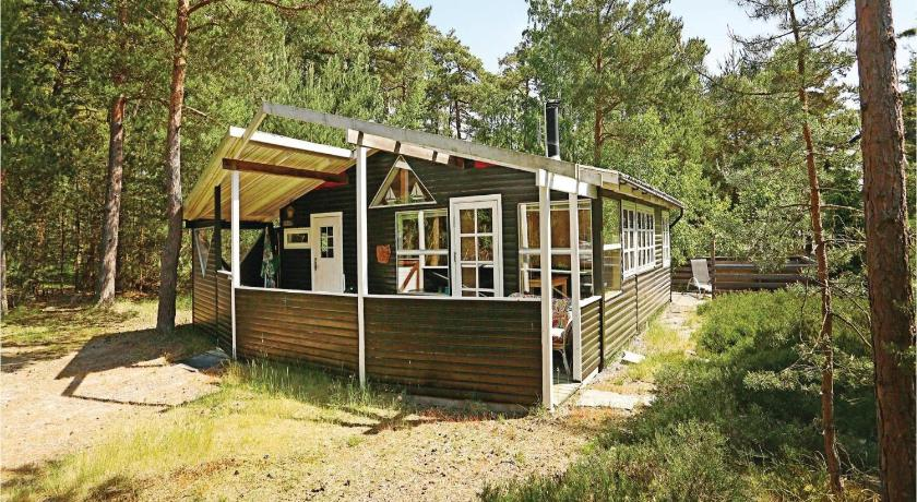 Two-Bedroom House - Exterior view Holiday home Fyrvejen Nexø VI