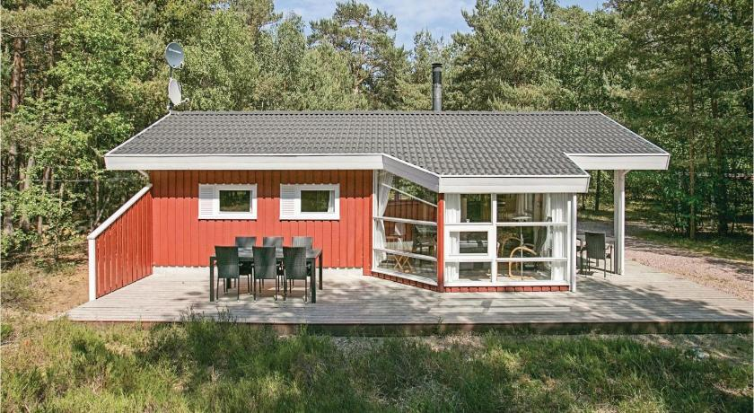 شاهد صورنا الـ24 Holiday home Skovduevej Nexø X